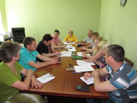 У Шполі обговорили новий проект Статуту та Положення про старосту Шполянської міської ОТГ