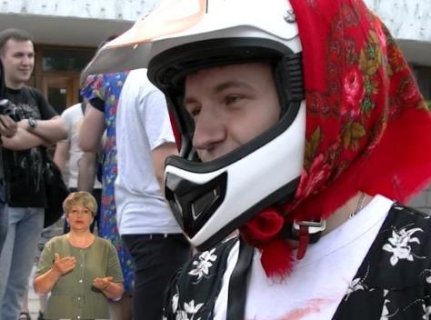 Відеорепортаж: перші перегони «тачок» відбулись у Черкасах