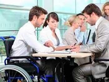 З початку року за сприяння обласної служби зайнятості працевлаштовано понад 250 осіб з особливими потребами