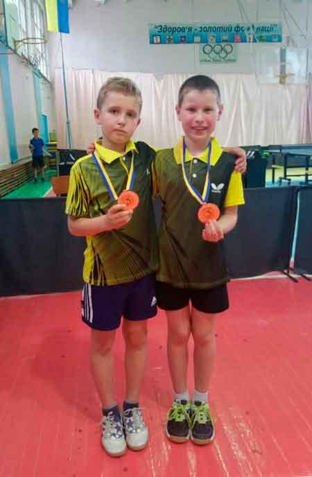 В Умані відбувся Чемпіонат України з настільного тенісу серед юнаків та дівчат