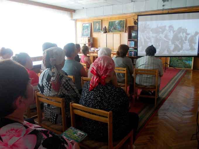 Драбівчани здійснили віртуальну подорож Японією