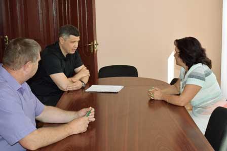 Депутат облради ознайомився з проблемами Чигирина