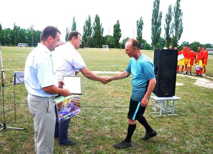 На Чорнобаївщині відбулися обласні змагання з міні-футболу