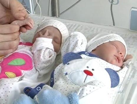 Перша трійня народилась у Черкаському перинатальному центрі (відео)