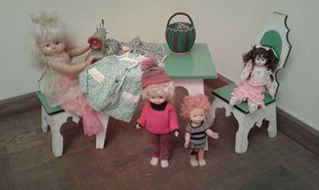 Виставку дитячих іграшок відкрили у Чигирині