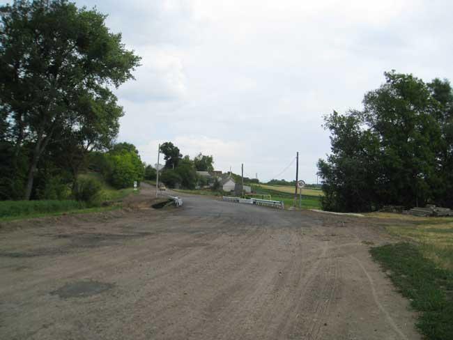 У Самгородку йде до завершення ремонт мурованого містка