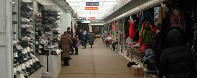В Золотоноші підприємці міського ринку скаржаться на спроби незаконних грошових зборів