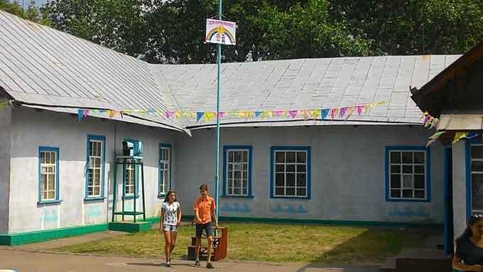 В селі Юрчиха урочисто відкрили першу зміну у «Джерельці» (фото)