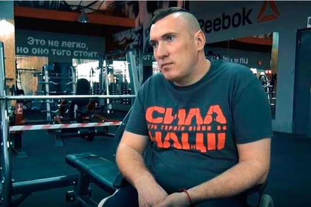 Незламний духом: поранений черкаський АТОвець поєднує реабілітацію із участю в спортивних іграх