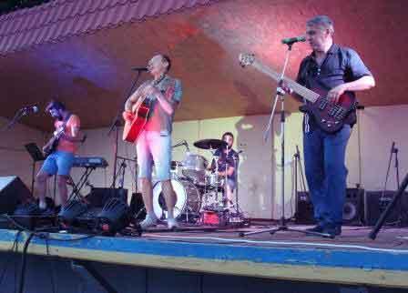 У Шполі відбувся обласний фестиваль популярної поп та рок музики «Свято без приводу» в рамках акції «Молодь проти війни»