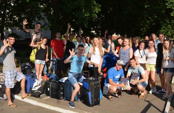 Танцювальний колектив ЧНУ представить Україну в Литві