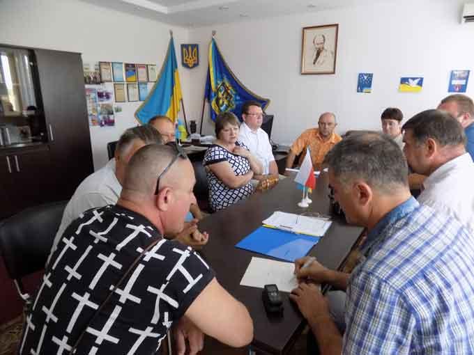 У Кам'янці відбулося засідання наглядової ради благодійного фонду «Покрови Пресвятої Богородиці»