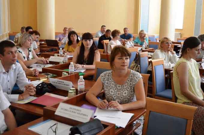 В області відбувся круглий стіл «Екологічні проблеми Черкаської області та шляхи їх розв'язання»