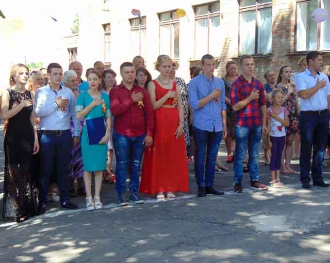 Відбувся випускний вечір в ДНЗ «Звенигородський центр підготовки й перепідготовки робітничих кадрів»