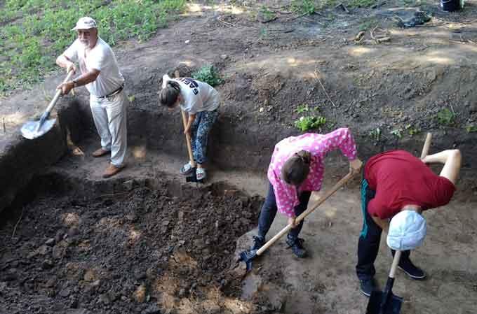 На Черкащині розпочалися розкопки на знаменитому Мотронинському городищі