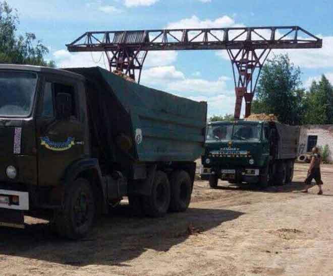 СБУ викрила незаконний видобуток корисних копалин на Черкащині