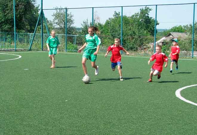 У Маньківці відбувся футбольний турнір (фото)