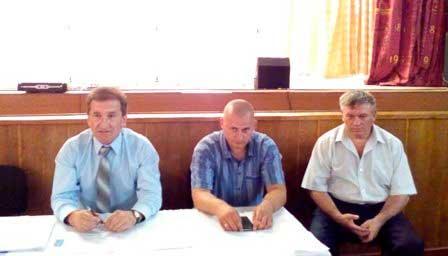 Про підсумки діяльності обласної служби зайнятості Черкащини говорили під час наради директорів