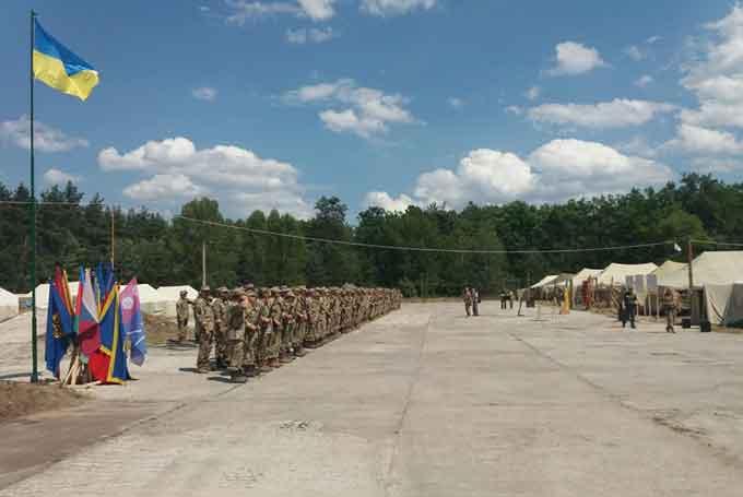 У Черкаському районі проходять командно-штабні навчання з територіальної оборони