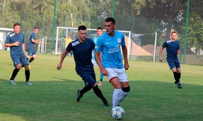 «ЛНЗ-Лебедин» сьогодні зіграє матч чемпіонату району в Шполі