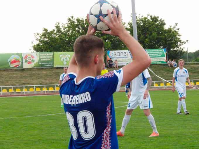 Дмитро Шведенко: зараз найбільший ухил робиться на витрівалість та фізичний стан футболістів