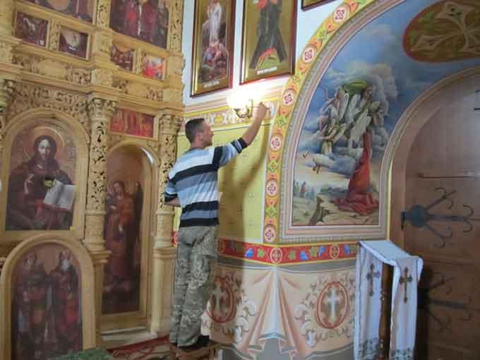 У чигиринської церкви святих Петра і Павла - День народження