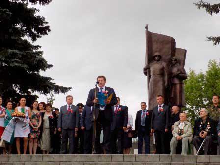 Делегація Жашківщини з дружнім візитом відвідала Республіку Білорусь