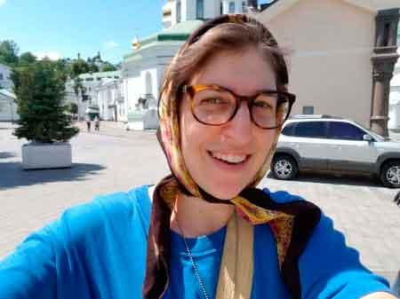 Акторка відомого американського серіалу хоче побувати в Умані