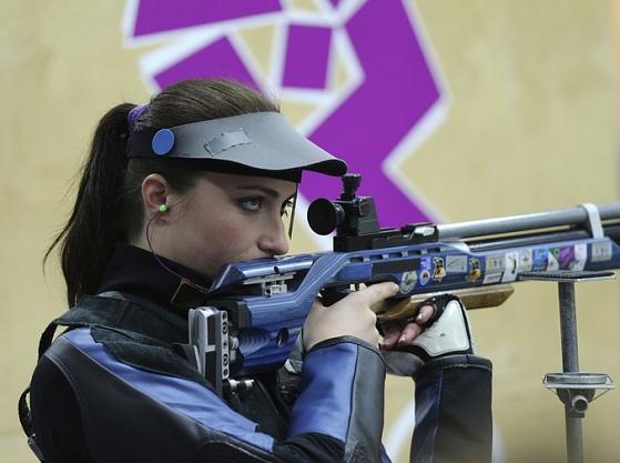 Сергій Куліш встановив новий рекорд України, Дарія Шарипова - друга