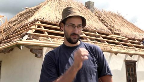 На Чигиринщині реконструюють козацький хутір 17 століття (відео)