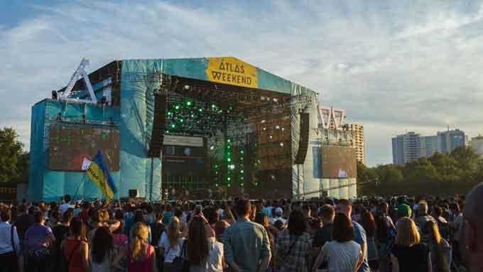 Киевское лето, Atlas Weekend и музыка, которая нас связала