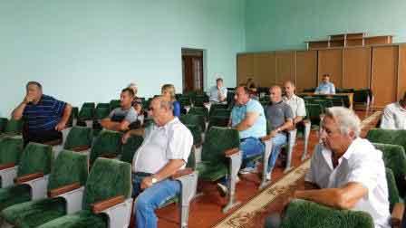 Громадська рада при Шполянській РДА виступила проти продажу земель