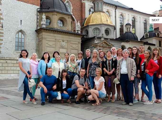 Представники ЧДТУ стажувалися у Польщі