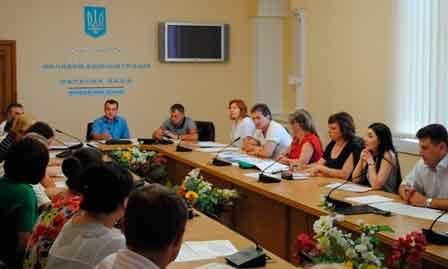 Як легалізувати зайнятість населення Черкащини вирішували на засіданні в ОДА