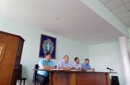 У Жашківському районі проведено дві наради про добровільне об'єднання територіальних громад