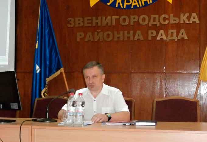 Звенигородщина теж вирішила допомогти Чорнобаївщині