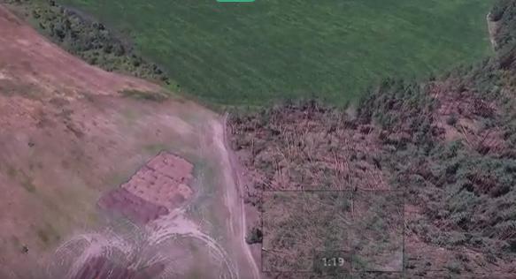 Наслідки нещадного буревію на Черкащині зафільмували з висоти пташиного польоту (відео)