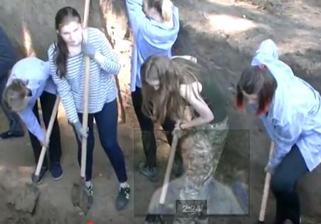 Археологічні розкопки продовжуються на Черкащині (відео)