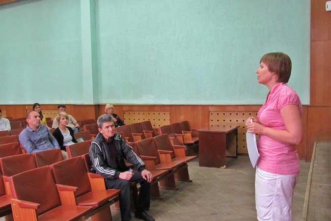 Канів відвідали представники громадської організації «Крим-SOS»