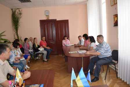 Делегація Уманського району відвідала Чигиринщину