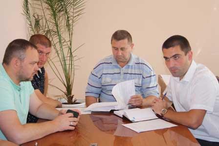 У Чигирині стан підготовки до осінньо-зимового періоду обговорено на засідання штабу