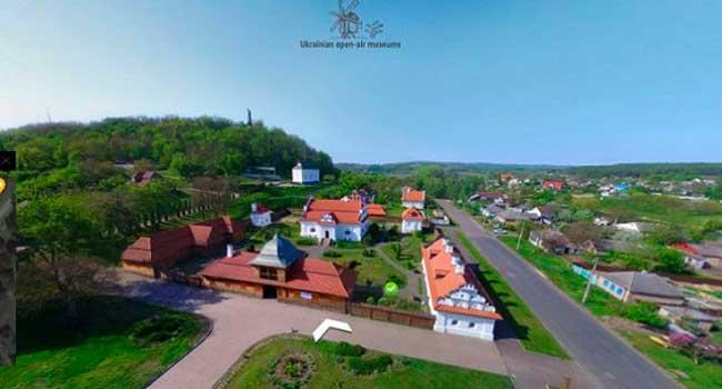 Резиденція Богдана Хмельницького у Чигирині потрапила до сімки музеїв, які можна відвідати 3D-туром