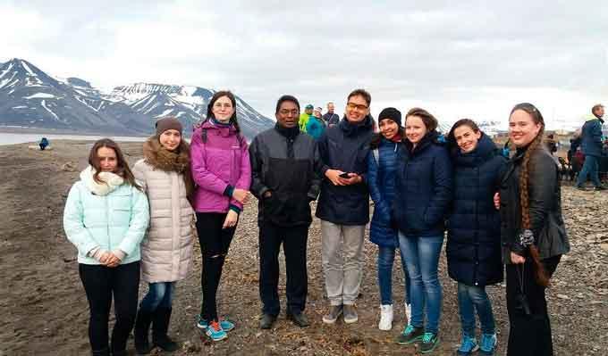 Студенти хіміки-водники ЧДТУ побували у літній школі в Норвегії