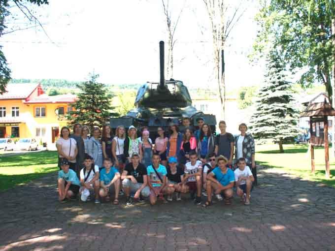 Делегація Червонослобідської школи здійснила дружній візит до Польщі