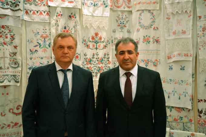 Посол Палестини відвідав Черкаський національний університет (фото)