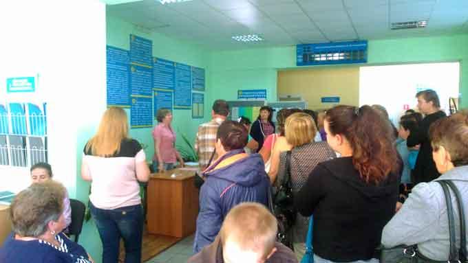 В Корсунь-Шевченківському шукали робітників для Черкаського плодоконсервного заводу
