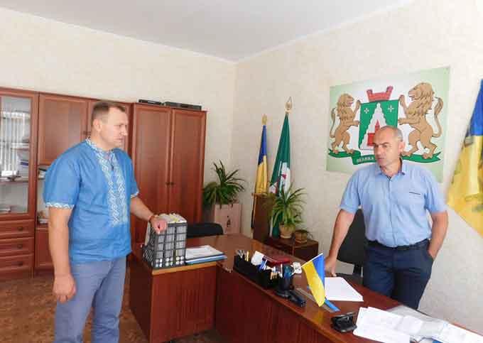 Головою Чорнобаївської районної державної адміністрації Сергієм Джоболдою здійснено виїзний прийом громадян у Великобурімській територіальній громаді