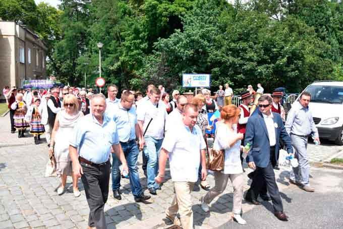 Представники УДПУ побували на святкуванні дня польського міста Шпротава та налагоджували співпрацю (фото)