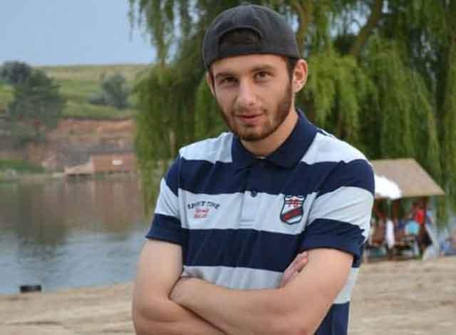 «Черкаський Дніпро» підписав грузинського півзахисника