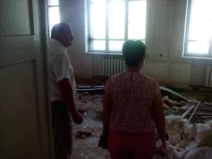 На Монастирищині продовжується ремонт об'єктів соціальної сфери